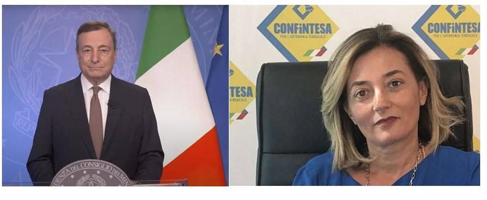 Il segretario Generale di ConfintesaFP -Claudia Ratti- scrive al Presidente del Consiglio Mario Draghi ed al Ministro per la Pubblica Amministrazione Renato Brunetta